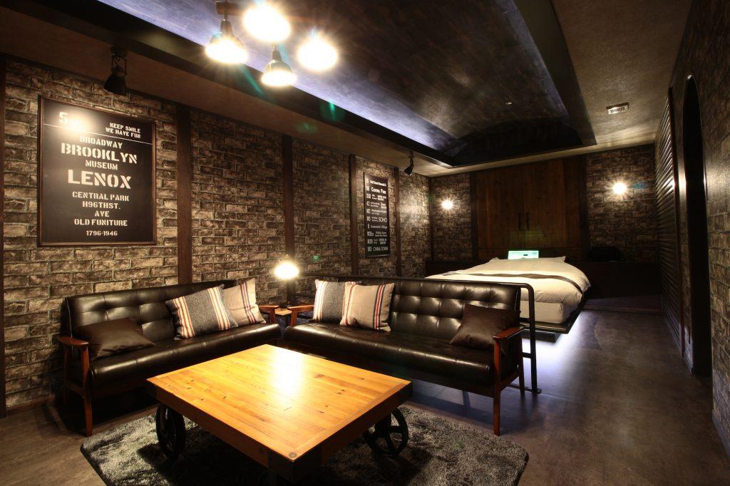 HOTELJAAA(ホテルジャー)107号室